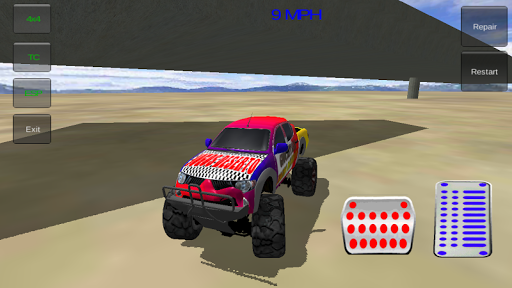 Top monster Truck
