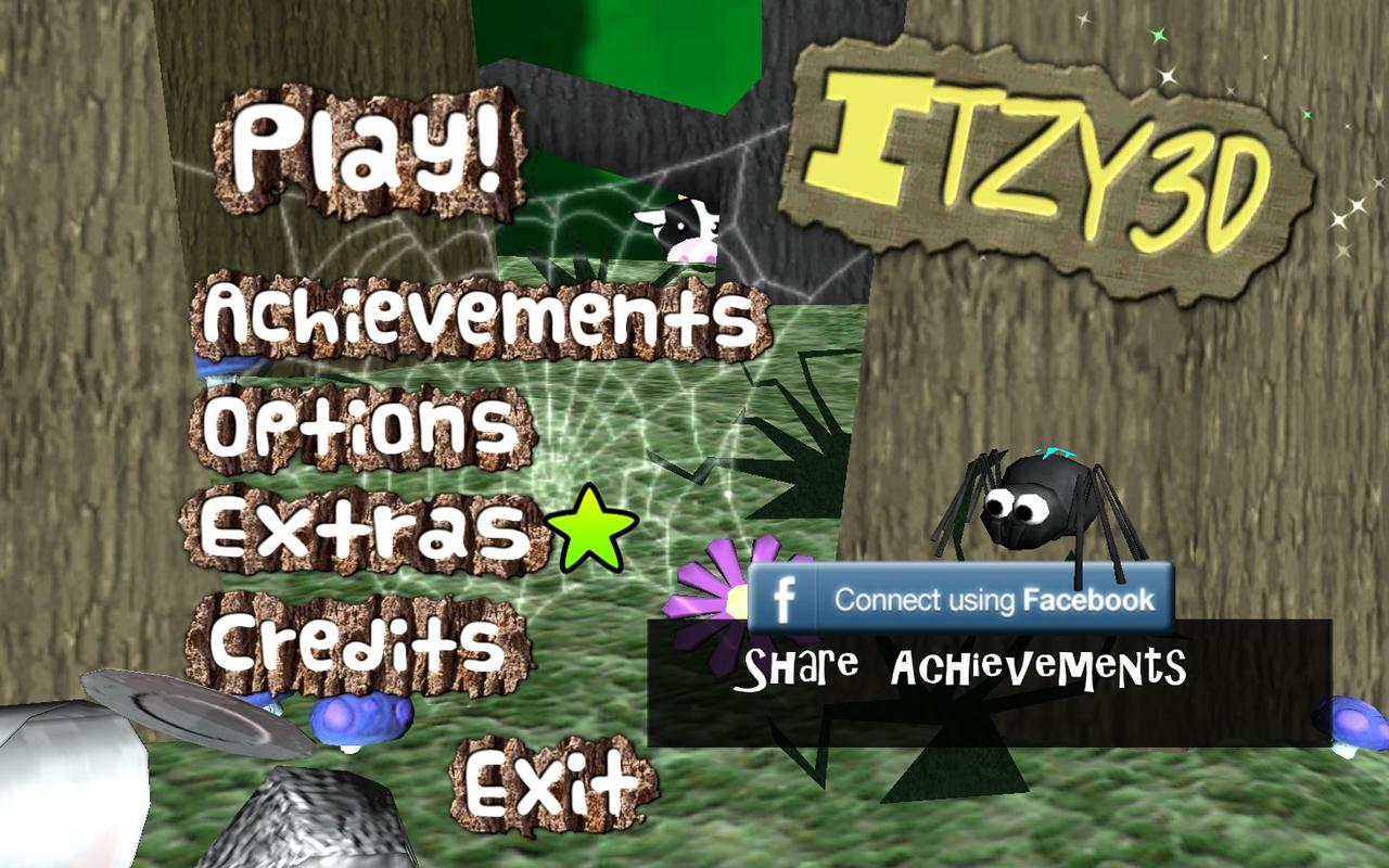 Itzy3d free - screenshot