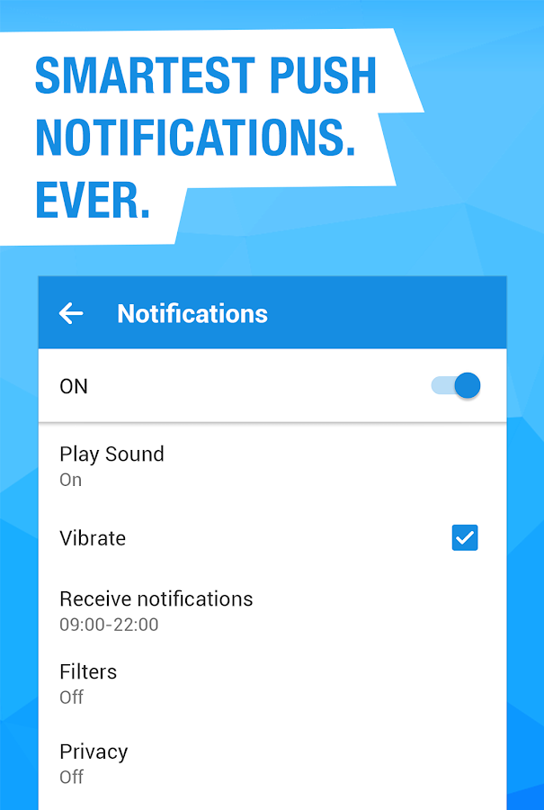 Mail.Ru - Email App - screenshot