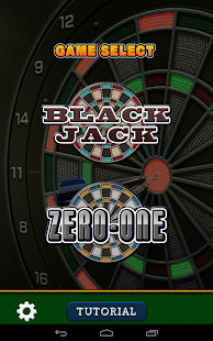 Black jack Darts- screenshot thumbnail