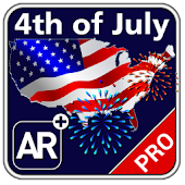 4th of JULY+ Augmented Reality