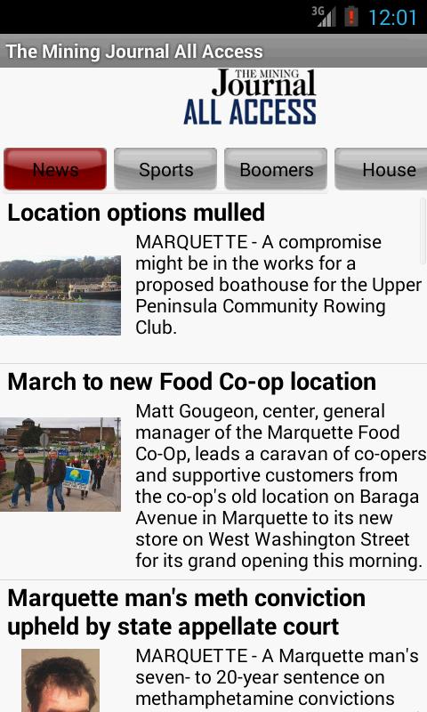 The Mining Journal All Access - screenshot
