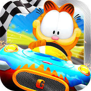 Garfield Kart for PC and MAC
