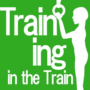 Training in the Train 健康 LOGO-玩APPs
