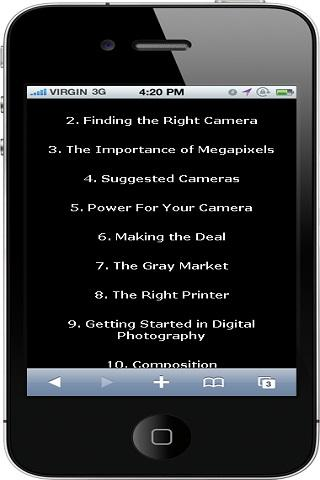 Tips On Digital Photography