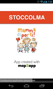 Mamma ci porti a Stoccolma