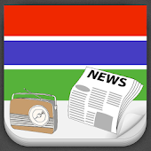 Gambia Radio and Newspaper