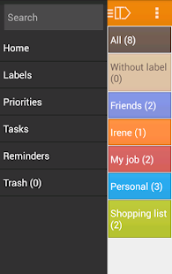 LabelToDo Todo lists and more- screenshot thumbnail
