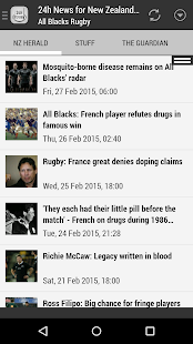 New Zealand Rugby 24h- screenshot thumbnail