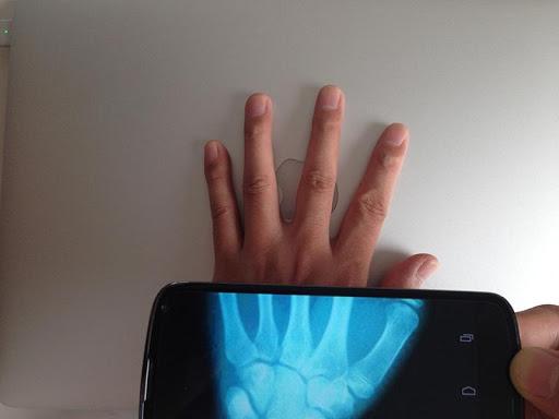 X-Ray Scanner Simulator