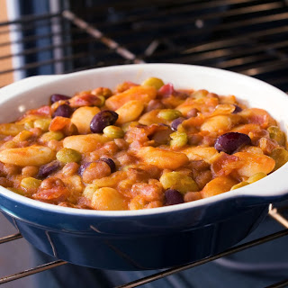 5 Bean Hotdish
