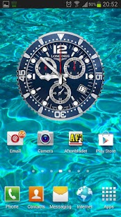 LONGINES HYDROCONQUEST LIVE WP - screenshot thumbnail