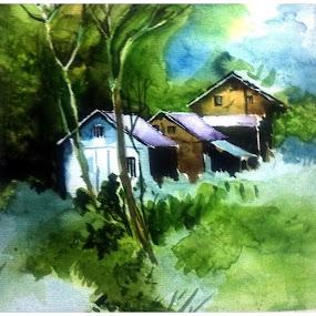by Ganesh LK - Drawing All Drawing
