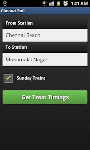 Rail Neram- screenshot thumbnail