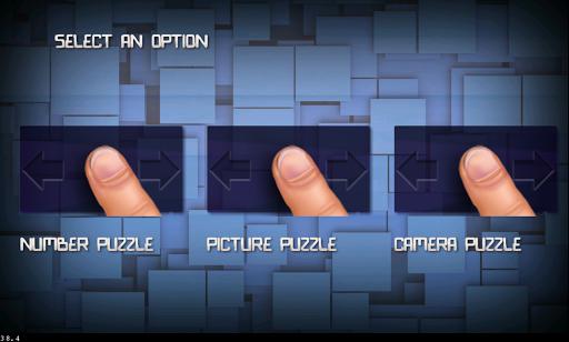 Custom Puzzle Game