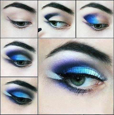 maquillaje ojos paso a paso