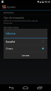 Offline Spanish Czech Dict.- screenshot thumbnail
