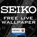 Team SEIKO & FC Barcelona logo