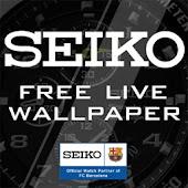 Team SEIKO & FC Barcelona