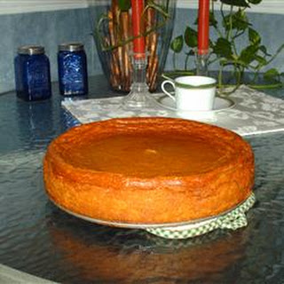 Impossible Pumpkin Pie II.