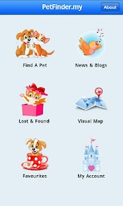 PetFinder.my screenshot 0