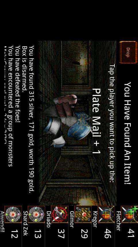 Oubliette- screenshot