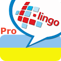 L-Lingo Learn Ukrainian Pro icon