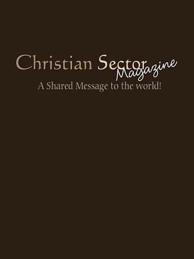 Christian Sector Magazine