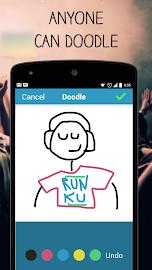 KU - creative social network Screenshot 2