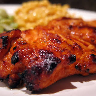 Grilled Buffalo Chicken.