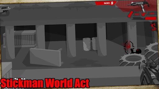 Stickman World Act
