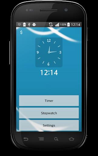 定時器和秒錶