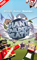 Screenshot of Giant Boulder of Death