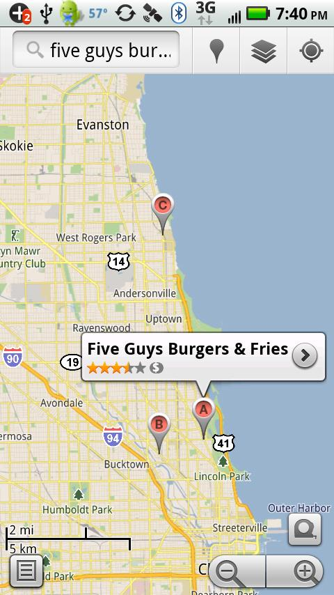 Fast Food- screenshot