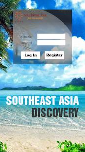 Southeast Asia Discovery screenshot