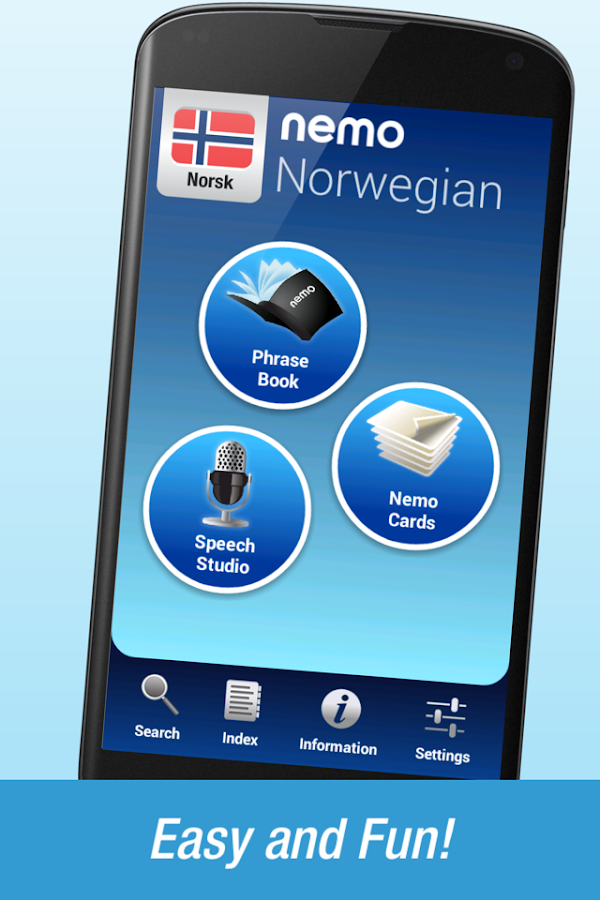 FREE Norwegian by Nemo- screenshot