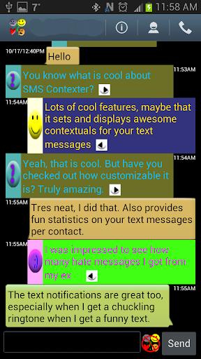 SMS Contexter