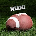 Schedule Miami Football icon