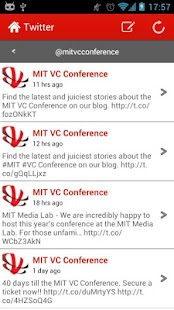 MIT VC Conference 2012 - screenshot thumbnail