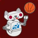 TAM Football & Basketball logo
