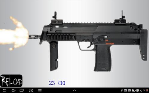 玩免費娛樂APP|下載Guns Shot Animated app不用錢|硬是要APP