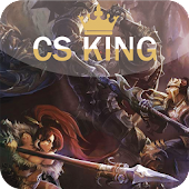 League of Legends CS King