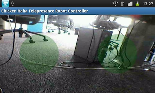 Telepresence DIY Robot Console- screenshot thumbnail