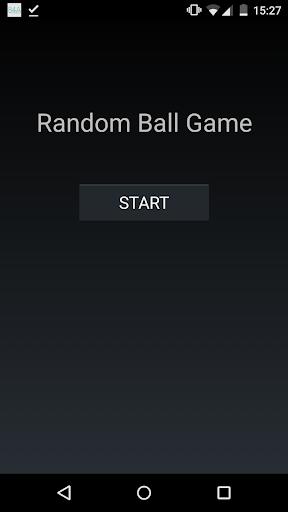 Random Ball Game