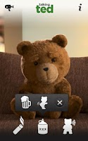 Screenshot of Talking Ted LITE