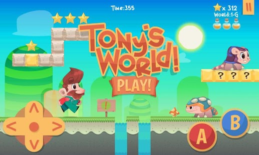 Tony's World- screenshot thumbnail