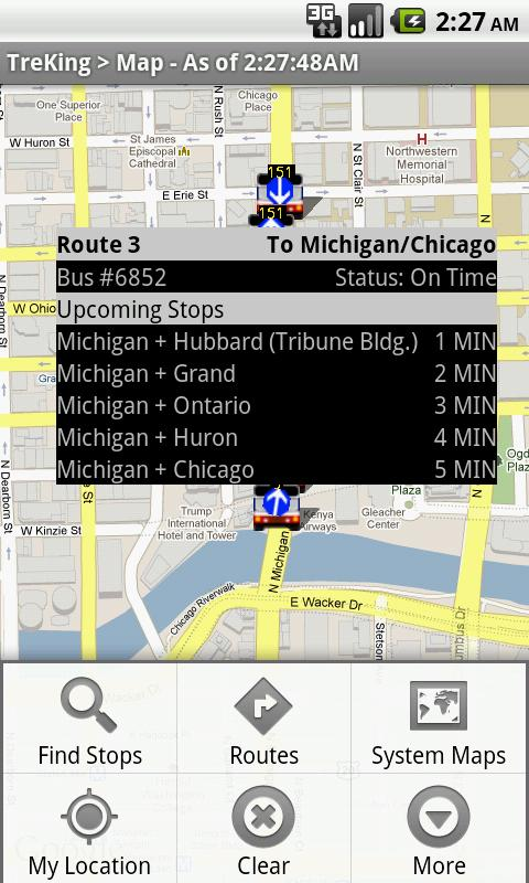 TreKing (Chicago) - screenshot