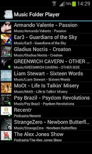 Music Folder Player Full - screenshot thumbnail