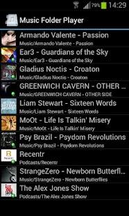 برنامج Music Folder Player Full v1.6.2 لتشغيل الملفات الصوتية على الاندرويد