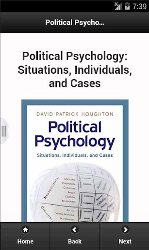 psychology and situation